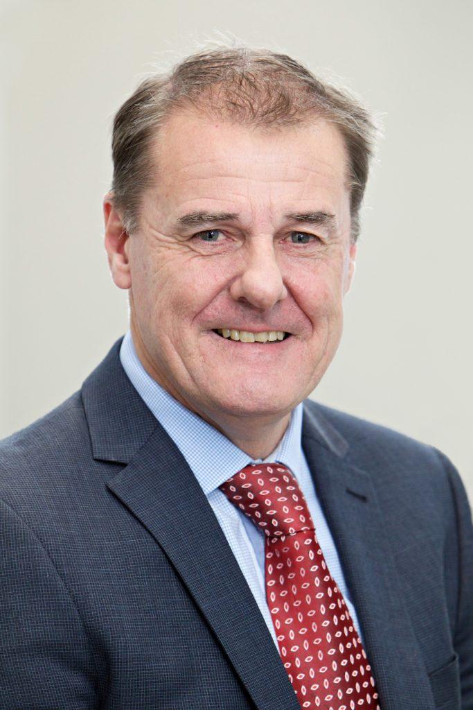 Milton O'Brien CFE headshot