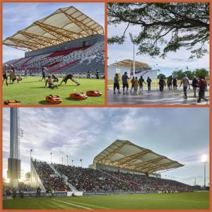National Football Stadium Papua New Guinea