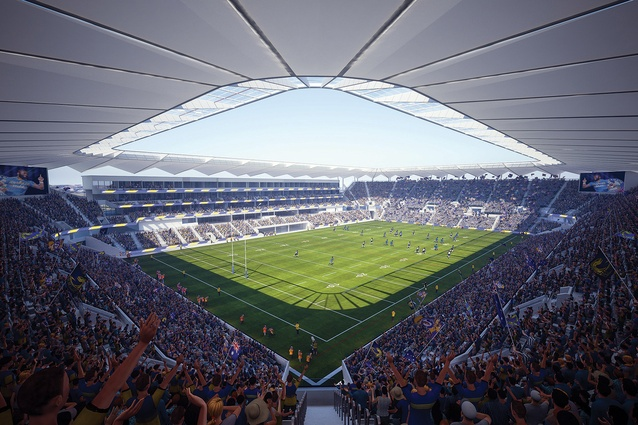 New Western Sydney Stadium