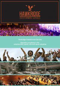Hawkridge Entertainment Services infosheet