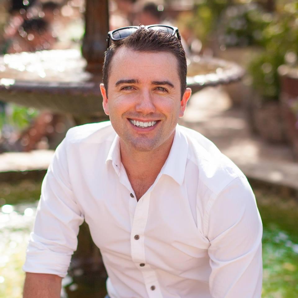 Adrian Veale headshot