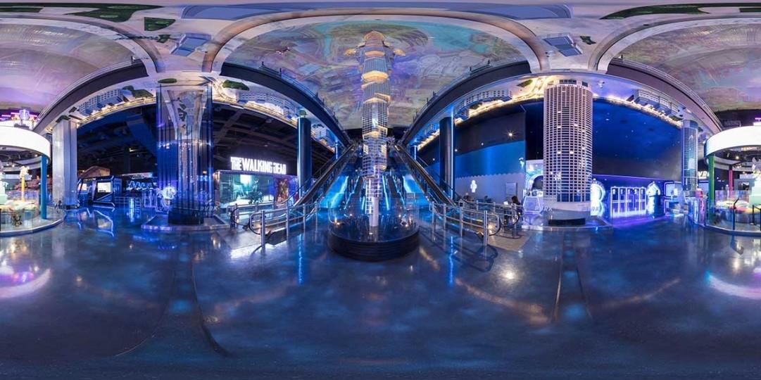 Virtual Reality Park Dubai