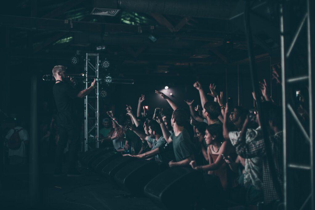economic impact of music venues in NSW